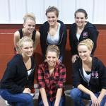 Young Adult Competitive Team at the Star Talent Competition at the Cumberland Fair Grounds
