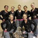Charleston, SC Clogging Competition Overall Sr. Team