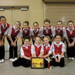 Charleston, SC Competition Overall Jr. Exhibition Team